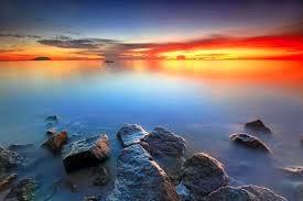 Pantai Tanjung Pendam, Spot Indah untuk Melihat Sunset di Belitung