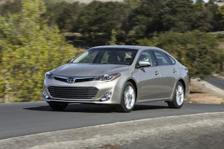 Latest-generation Avalon a wondrous ride