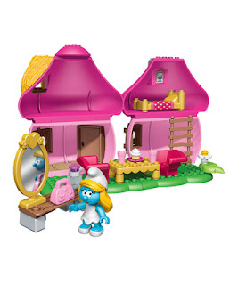 Get Smurfette's House from Zulily.com for free!