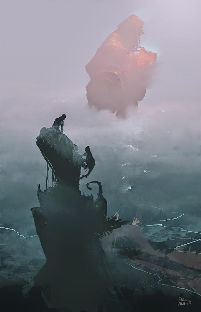 Eren Arik's artwork