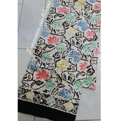 Kain-Batik-Cap-Wonogiren-Kembang