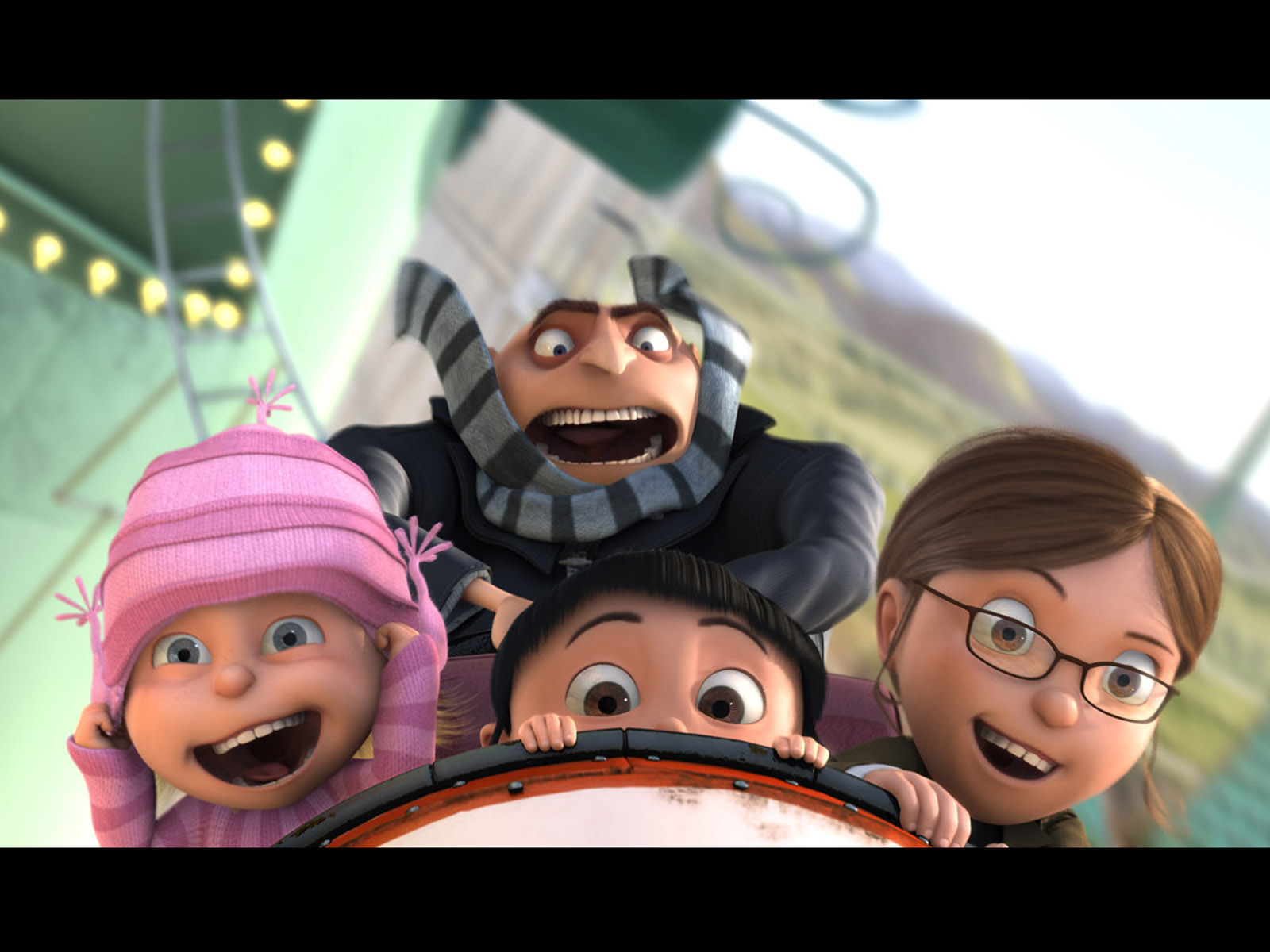 wallpapers: Despicable Me Cartoons Wallpapers
