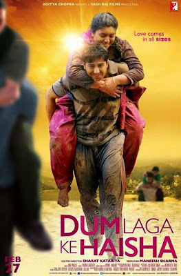 Dum Laga Ke Haisha 2015 Hindi BRRip 480p 300MB