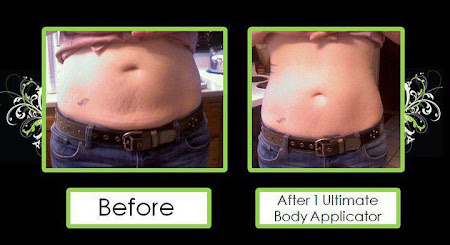 Ultimate Body Wrap Results