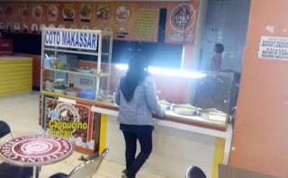 Dicari Karyawan Warung Foodcourt MP Makassar