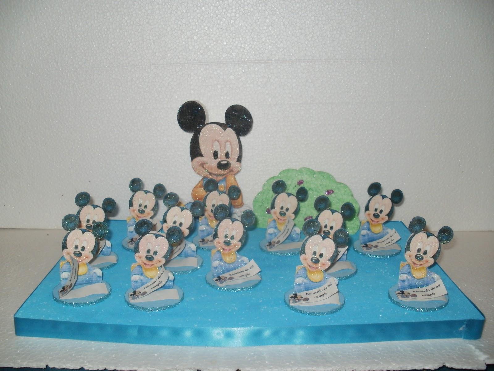 O&C Cotillón Artesanal: Bebe Mickey