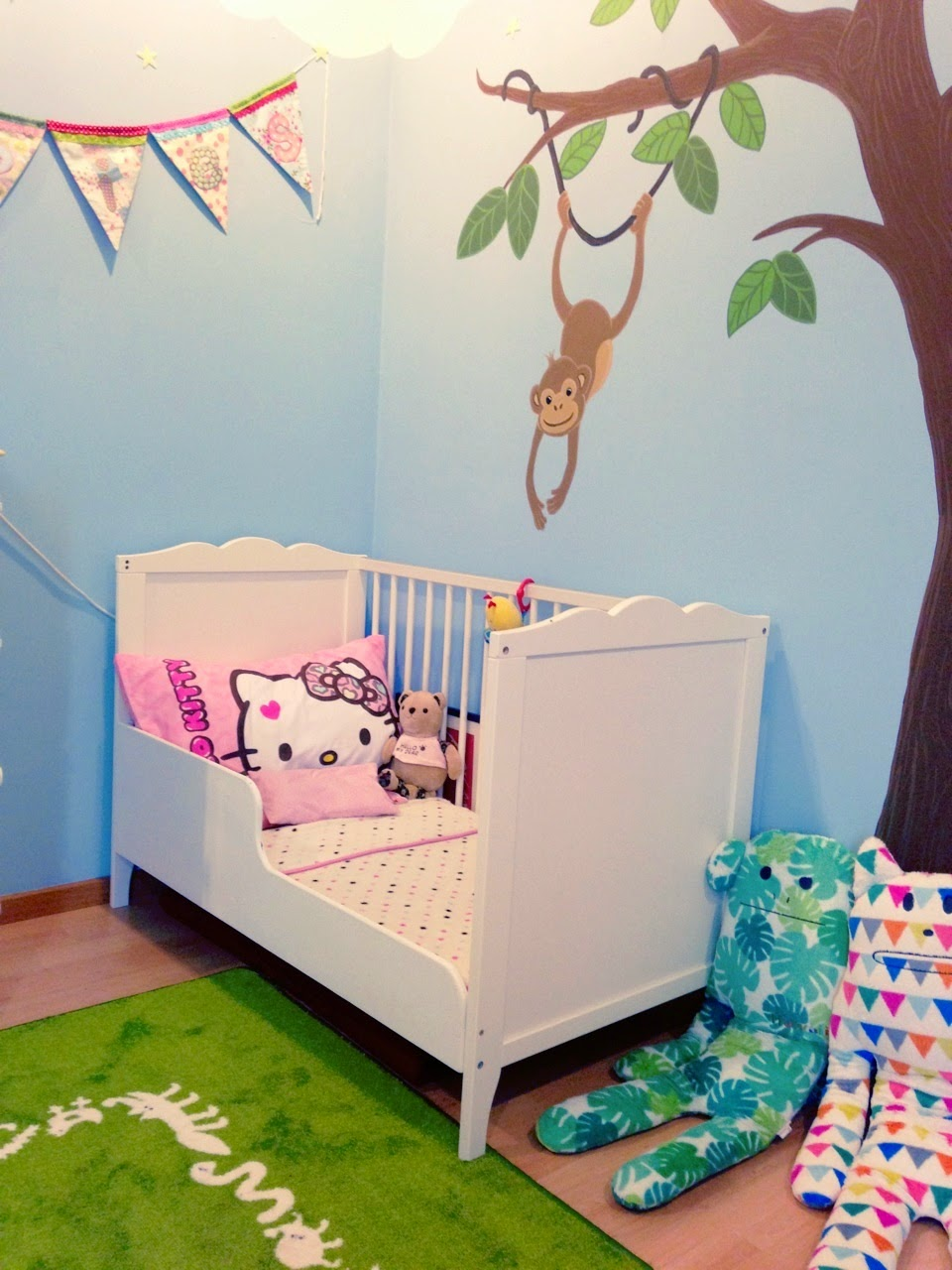 Toddler crib gets an upgrade - IKEA Hackers