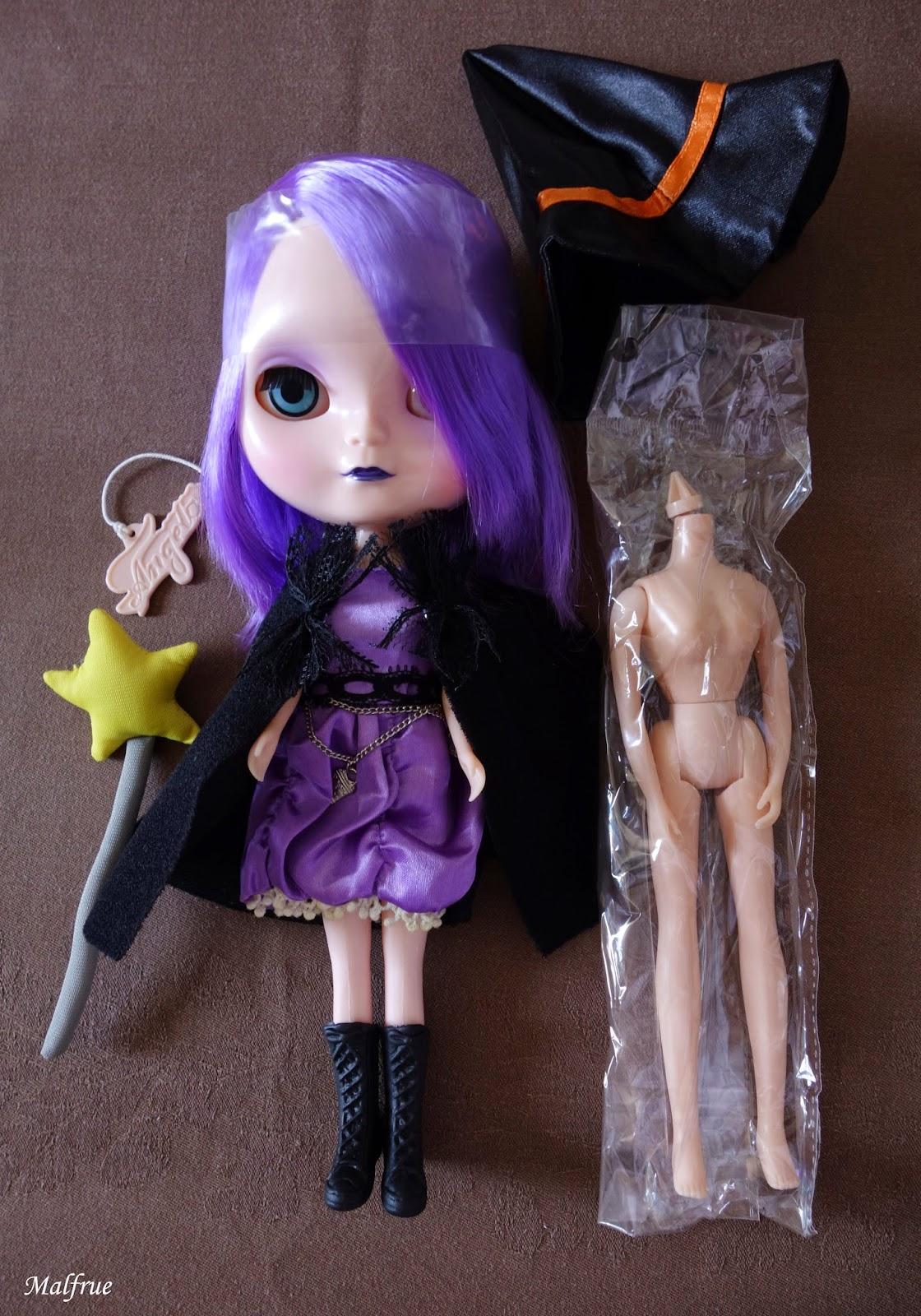 Clone Blythe custom