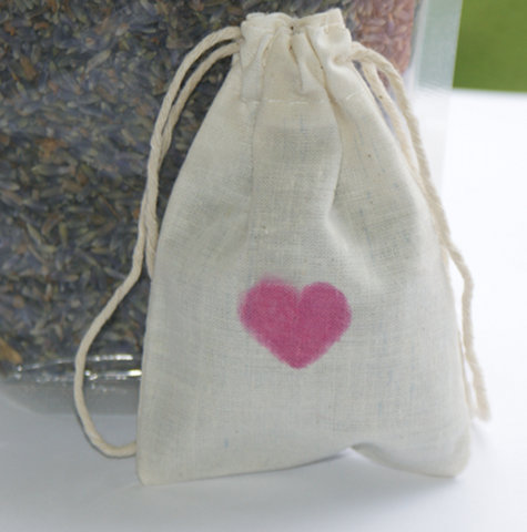 DIY Lavender Sachet Craft Project