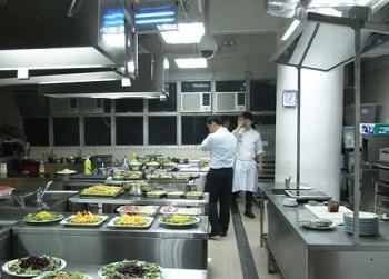 Foto de una escuela de chefs de cocina