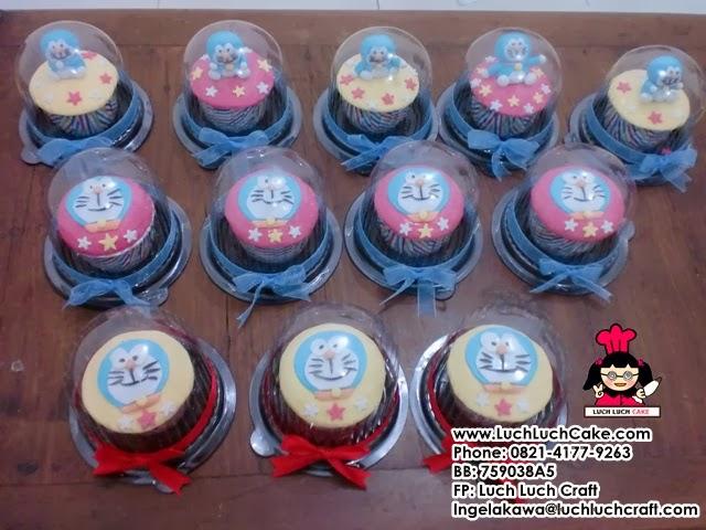 souvenir cupcake ulang tahun