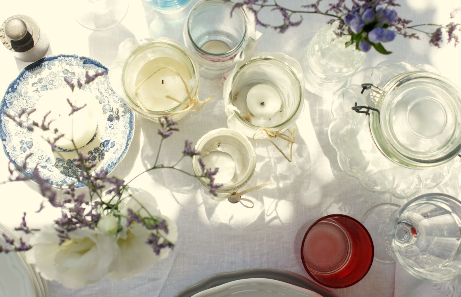 Shabby chic joy: #myhome: ottobrata romana e pranzo in terrazza.