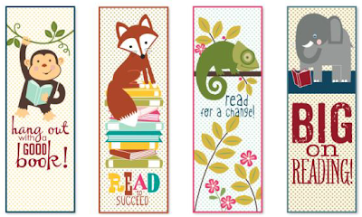 Book Buddies Designer Template - Digital Download