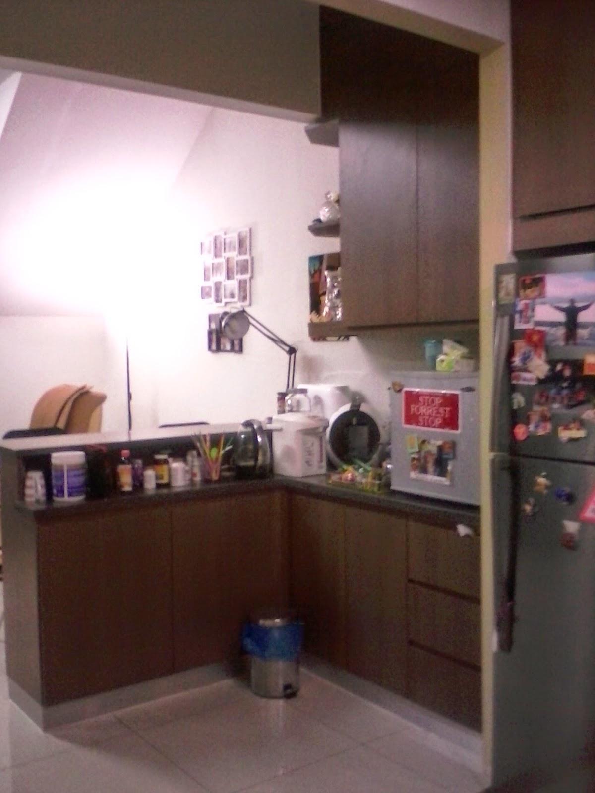 kabinet dapur terus dari kilang kabinet dapur pajam