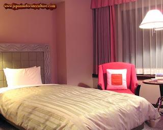 Ruangan hotel yang nyaman I Fasilitas Super Hotel Termurah Jepang