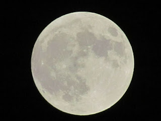 Super moon May 5th 2012
