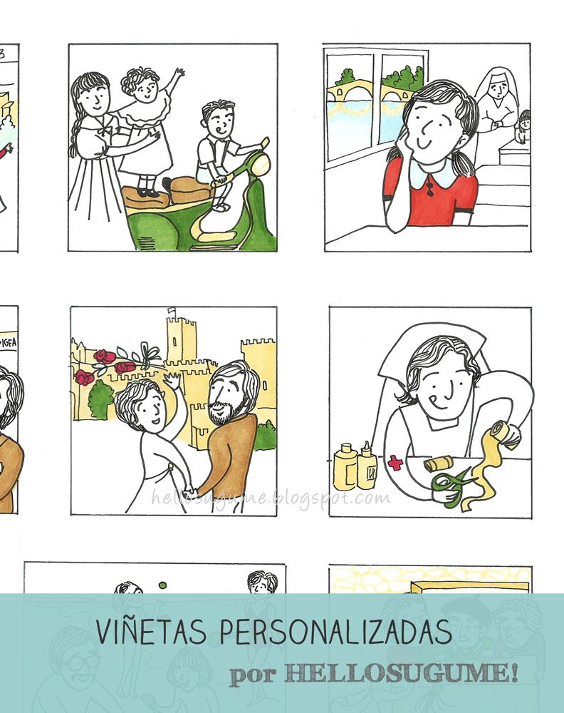 ilustracion encargo: