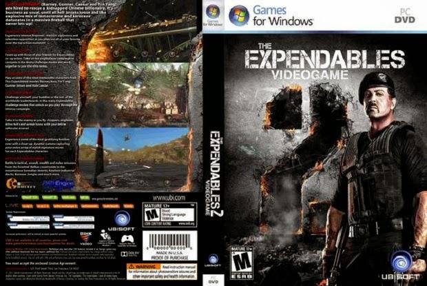 تحميل لعبة The Expendables 2 برابط واحد مباشر