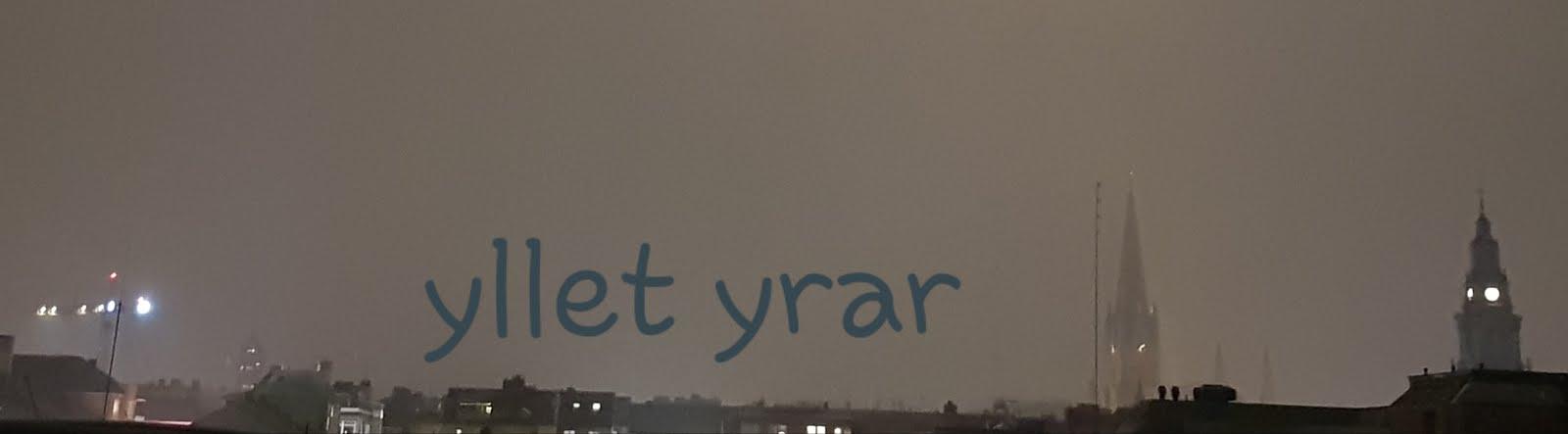 Yllet Yrar