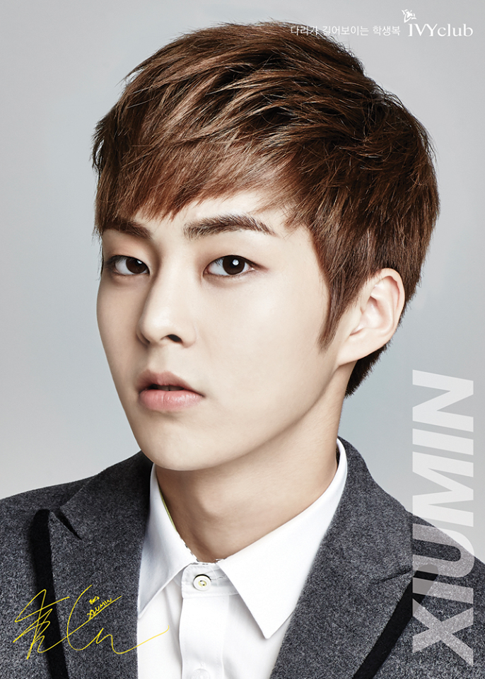 exo xiumin delete his instagram account kpop world