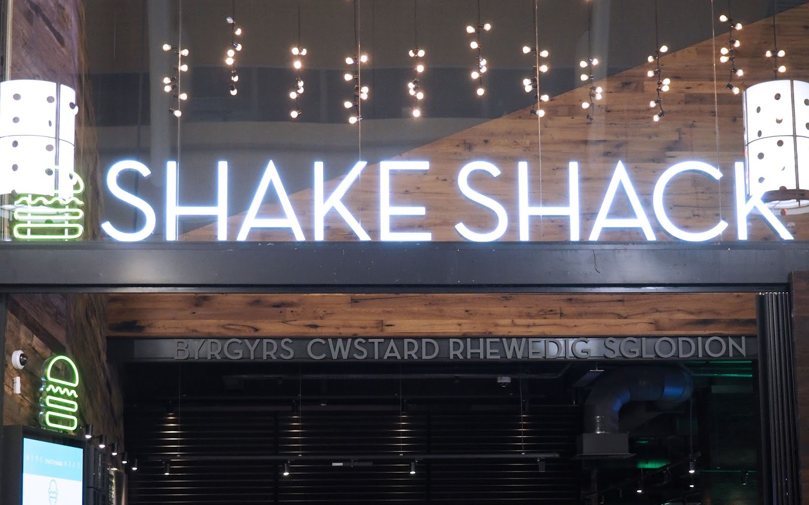 Shake Shack Launch Night in Cardiff