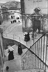 HENRI CARTIER-BRESSON. Aquila degli Abruzi 1952zi
