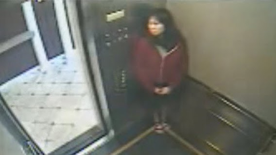 The Strange Case Of Elisa Lam CCTV Footage