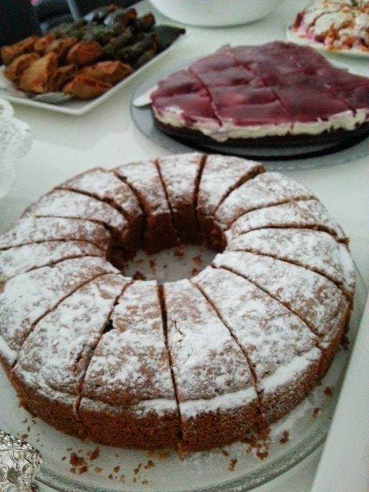 havuçlu kek,cevizli kek,kek
