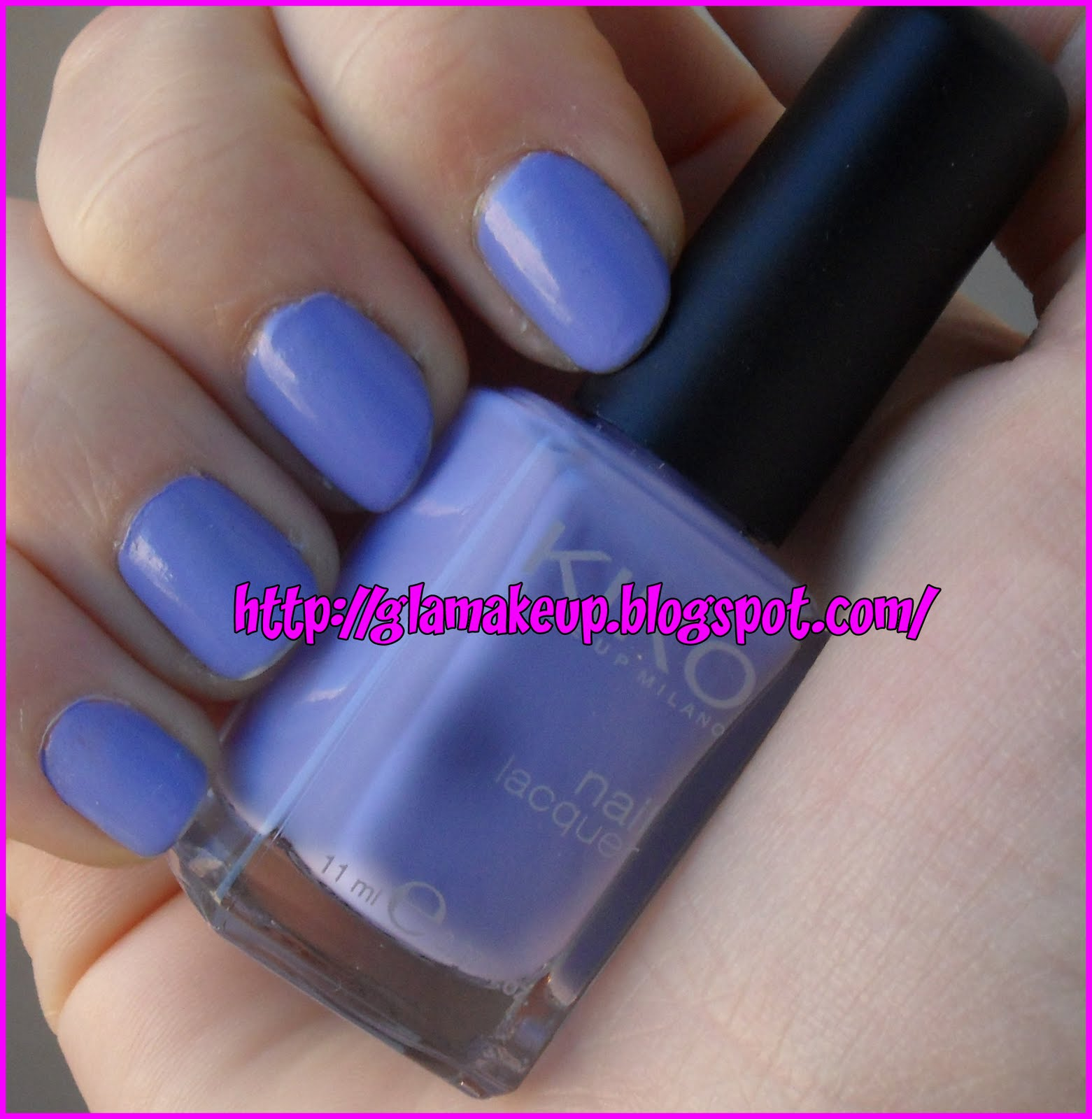Glamakeup: Spring 2011 Nail Polishes: Blue Toned Lilac