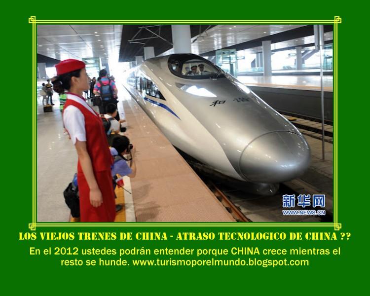 MIRE QUE MAL QUE VIAJAN EN CHINA - MAS FOTOS Proximamente