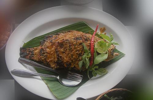 Resep Ikan Bakar Jimbaran  –  Sajian Menu Nusantara