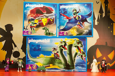 Super h ros et compagnie halloween 2015 playmobil pirates - Playmobil pirate fantome ...