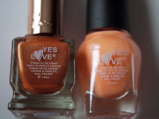 Esmaltes Yes Love