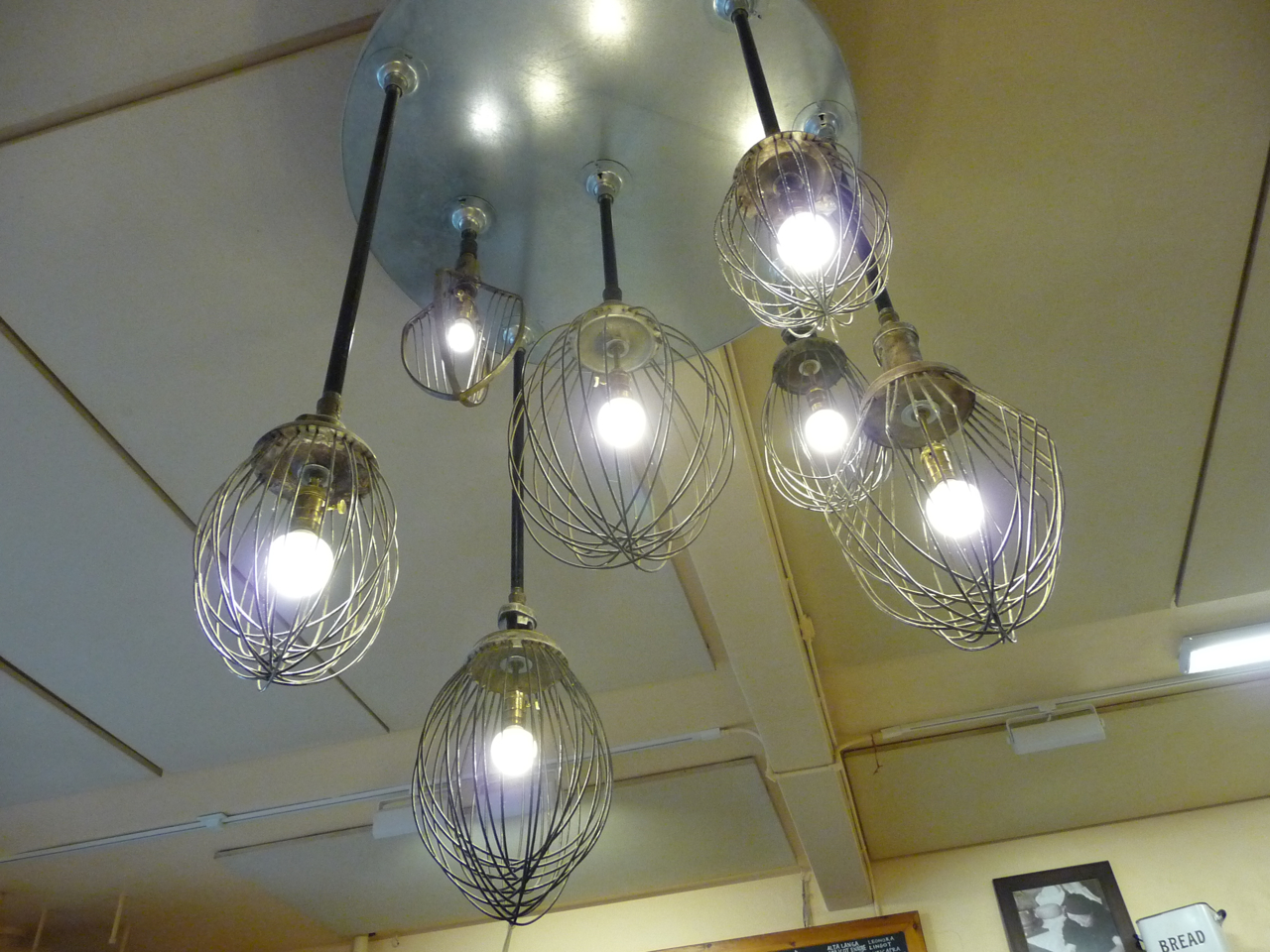 The Occasionist Every Day Delights Inventive Light Fixtures