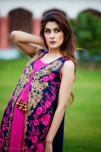 Mina Hasan Summer Formal Dress Collection 2015