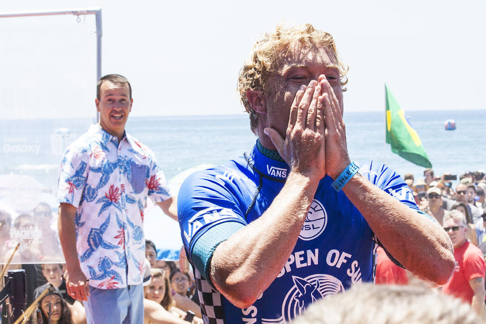 5 Tanner Hendrickson Vans US Open of Surfing Foto WSL Sean Rowland