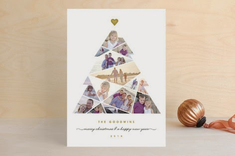 Minted.com Christmas Photo Cards | The Complete Tree