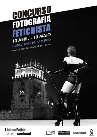 concurso de fotografia fetichista, lisbon fetish weekend, 2012, Olhares Consentidos