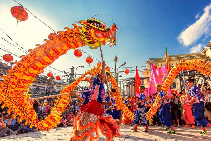 a comparison of lunar new year in vietnam and china How to distinguish between japanese and chinese cultures china and japan  lunar new year (such as south korea and vietnam), japan does not celebrate lunar new.