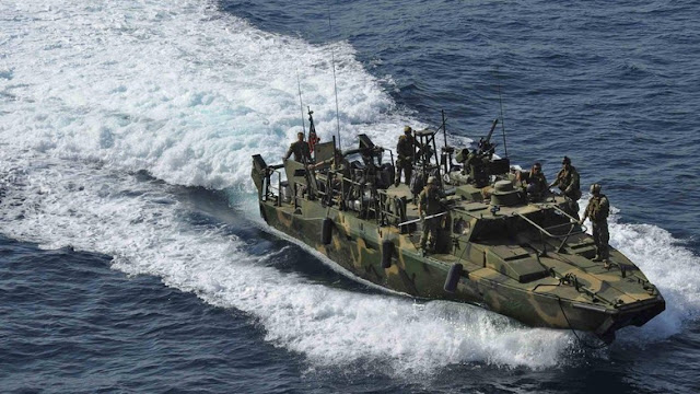 Iran bebaskan sepuluh marinir Amerika yang ditahan