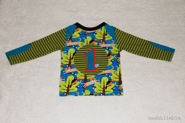 Geburtstagsshirt Neo | ki-ba-doo