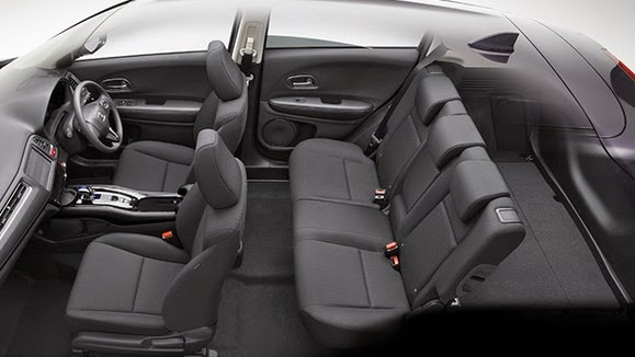 Foto kabin Honda HR-V