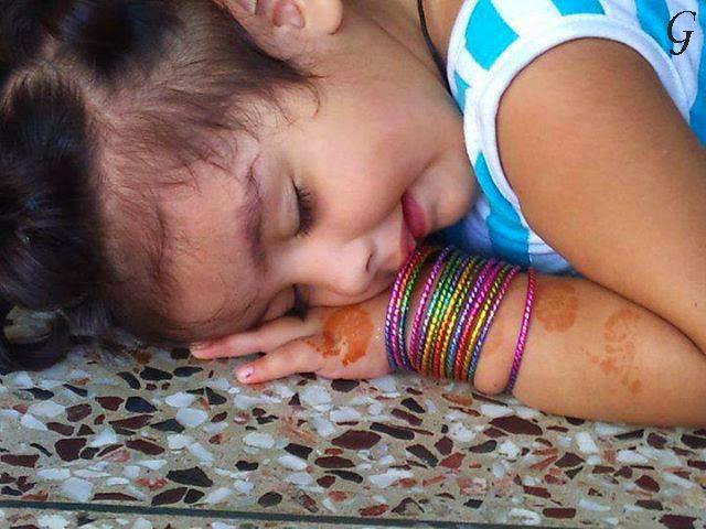 Cute Girls Sleeping Babies Pictures