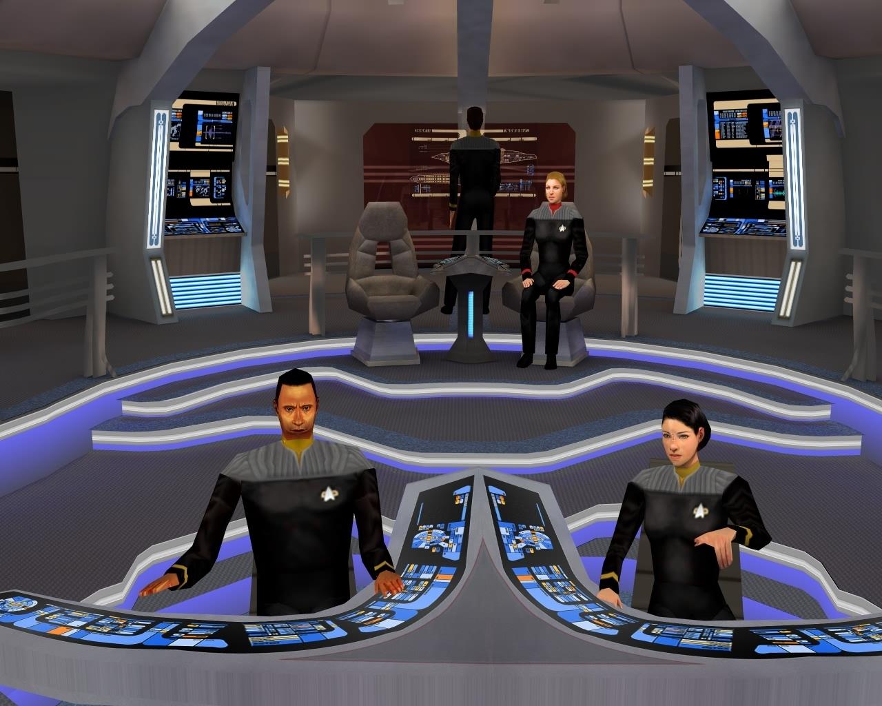 Download Star Trek Bridge Commander (Windows) - My Abandonware