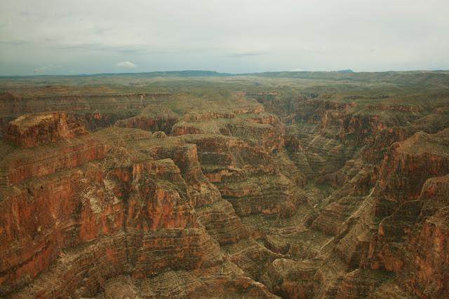 Excursion en helicoptero al Gran Cañon
