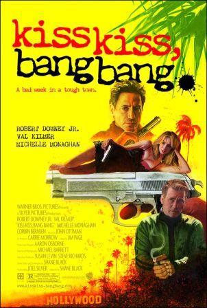 Nụ Hôn Và Họng Súng Vietsub - Kiss Kiss Bang Bang (2005) Vietsub  - 2005