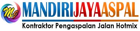 JASA PENGASPALAN JALAN Mandiri Jaya Aspal