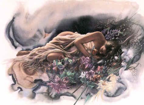 ESPÍRITU CELTA: TAILTIU, la diosa