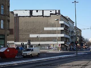 hermannplatz, Gebäude, Wand
