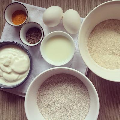 pain seigle riz cumin curcuma